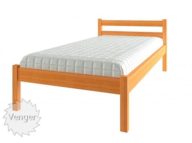 """Ліжко дитяче """"Еко 2"""" - меблі з дерева в дитячу та спальню від фабрики Venger"""