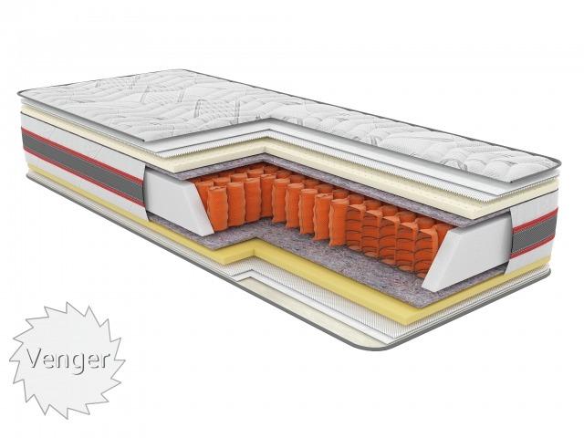 Матрац EXTRA Іридіум - меблі з дерева в дитячу та спальню від фабрики Venger