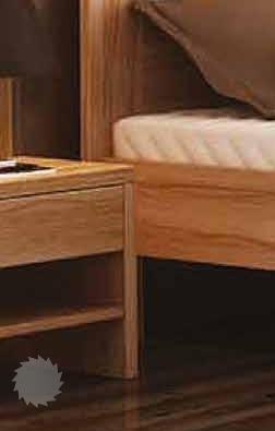"""Тумба """"Соната"""" - меблі з дерева в дитячу та спальню від фабрики Venger"""