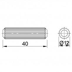 Шканти 12 * 40 - меблі з дерева в дитячу та спальню від фабрики Venger